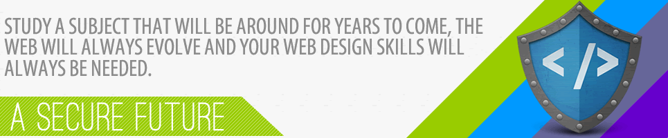 A Secure Future with Web Design Courses