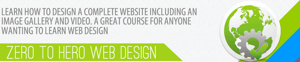 Web Design Course Durban