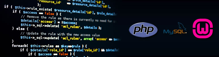PHP MySQL Short Course Gauteng