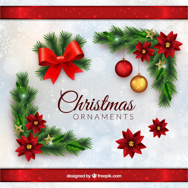 ornaments-in-realistic-style