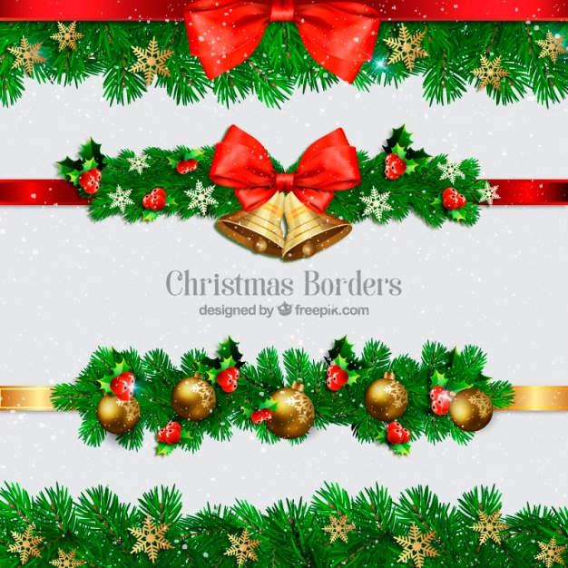 collection-of-christmas-borders-with-balls-and-bells