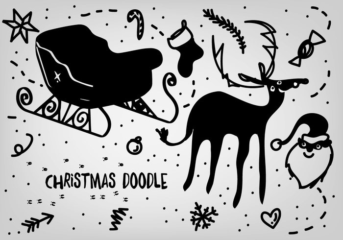 doodles-vector-backgorund